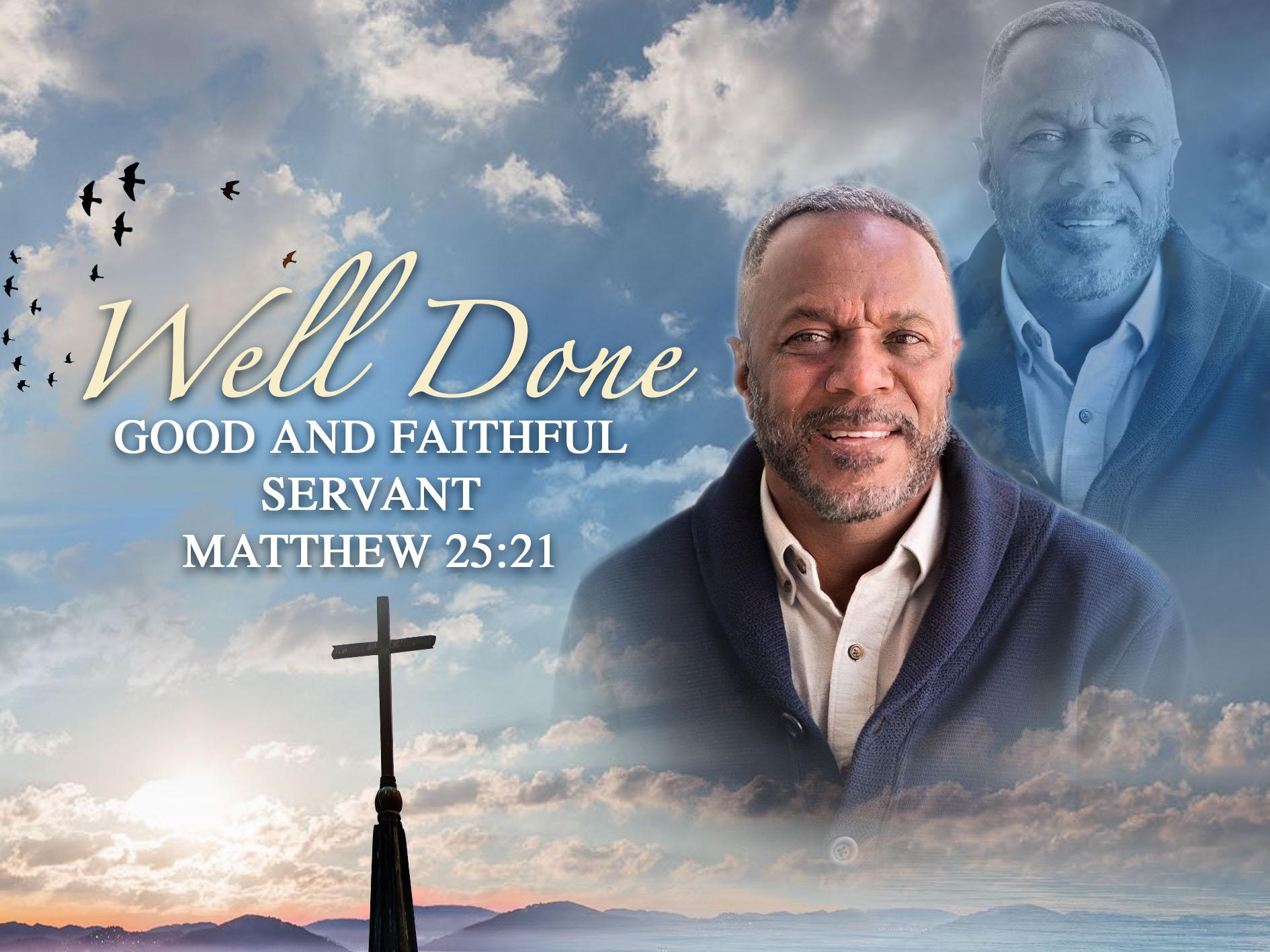 Good and Faithful Servant